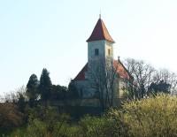 kostelík Krteň