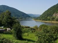 krásné výhledy na naši největší řeku