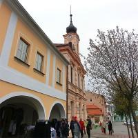 Radnice v Golčově Jeníkově