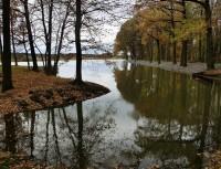 Přelívačný rybník