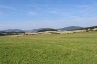 Chudenická vrchovina, od Doubravy po Běleč