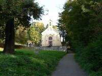 Malá Skála, kaple sv. Vavřince