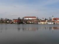 Velký Bor a Velkoborský rybník