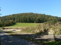 Osule, pohled od Vitějovic