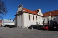 Hrádek u Sušice, zámecká kaple