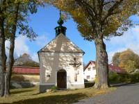 Chotěšov, kaple sv. Antonina Paduánského