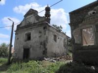 Tetětice, kaple sv. Isidora