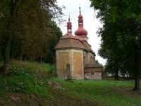 Kryry, kostel Narození Panny Marie