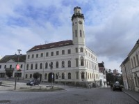 Klášterec nad Ohří, radnice