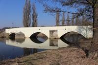 Dobřany, most přes Radbuzu