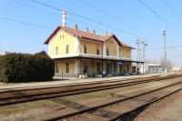 Dobřany, nádraží