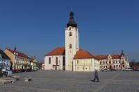 Dobřany, náměstí T. G. Masaryka