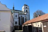 Sobotka, kostel sv. Máří Magdaleny