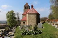 Vyskeř, kostel Nanebevzetí Panny Marie