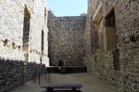 Radyně, uvnitř hradního paláce