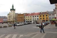 Náchod, náměstí