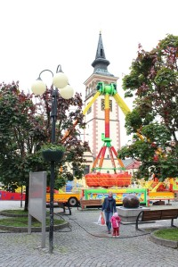 Dobruška, věž radnice
