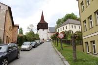 Hronov, renesanční zvonice