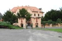 Vrchotovy Janovice, zámek