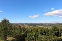 Maková hora, pohled na Smolotely