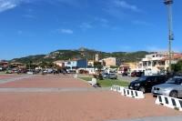 Městečko La Maddalena.