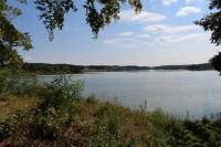 Lomová jezírka v Pačejovské pahorkatině.