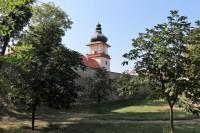 Nový Hrad v Jimlíně.
