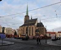 Plzeňské vánoční trhy.
