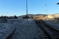 Sušické nádraží a Svatobor