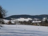 Letná v zimě od JV