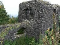 Hrad Ronov, opevnění