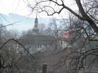 Dolejší Krušec, zámek