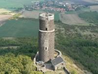Hrad Hazmburk, Černá věž