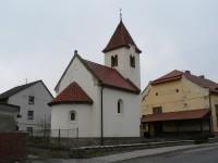 Tajanov, kostel