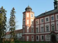Zámrsk, zámek