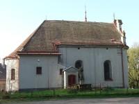 Zámrsk, kostel sv. Martina