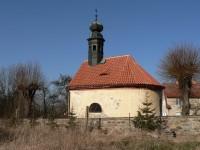 Sušice, kaple sv. Rocha