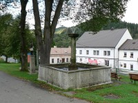 Relštejn, náměstí