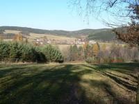 Dobršín – vesnická památková rezervace.