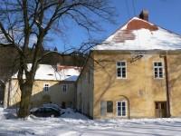 Volšovy, jižní část zámku