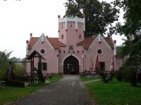 Vlašim, Domašínská brána