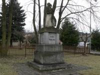 Hrádek u Sušice, pomník padlým