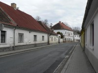 Hrádek u Sušice, ulice obce