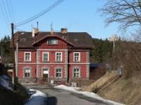 Žichovice, nádraží