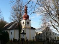 Dobrá Voda, kostel sv. Vintíře