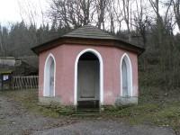 Dobrá Voda, kaple nad studánkou
