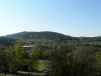 Hora Sedlo od východu