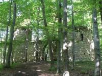 Prašivice, hrad