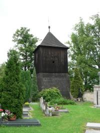 Radhošť, dřevěná zvonice