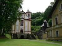 Vraclav, kostel sv.Mikuláše